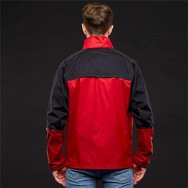 4b568afa Мужская куртка Luxury Hoodie с длинным рукавом Молния Дизайнер ветровки  Мужской футбол Обувь Защита от солнца