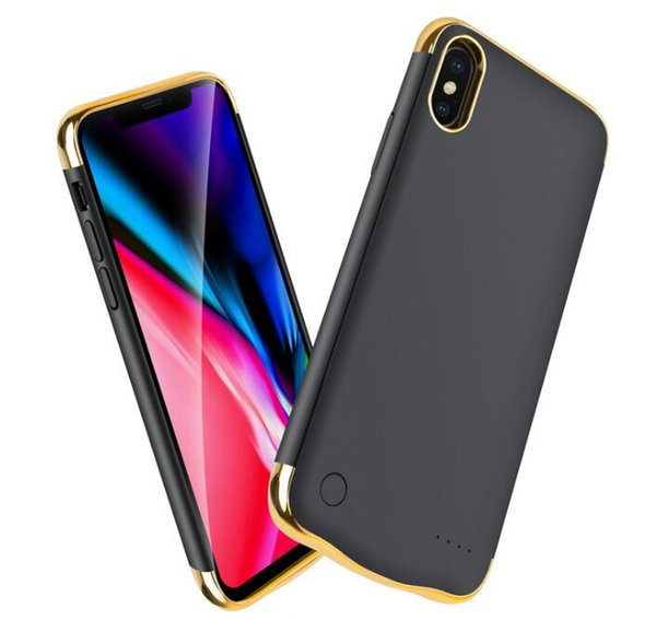 For iPhone X Battery Charger Case For iPhone 5.8 inch 10000mAh Power bank Charging Case Cover backup Charger Case