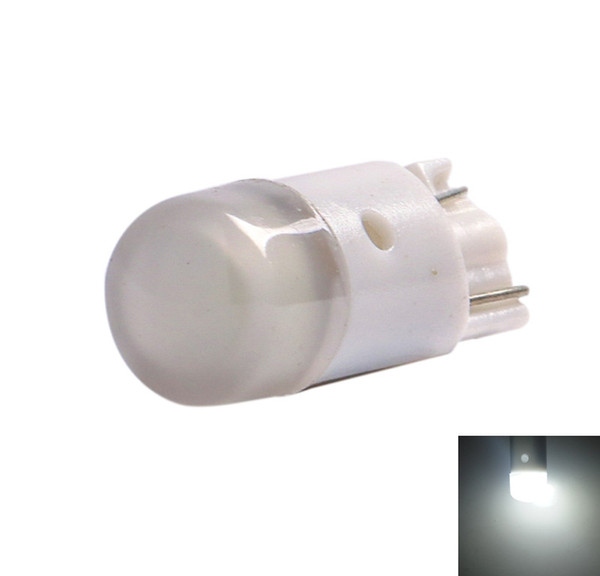 T10 W5W 194 Car LED Map Bulbs 1 SMD 2835 Side Marker Light Turn Signal Door Lamp White For DC 12V