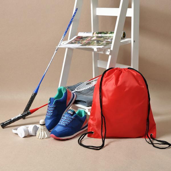 Wasserdichte Tragbare Kordelzug Taschen Reisen Schuhe Beutel Wäsche