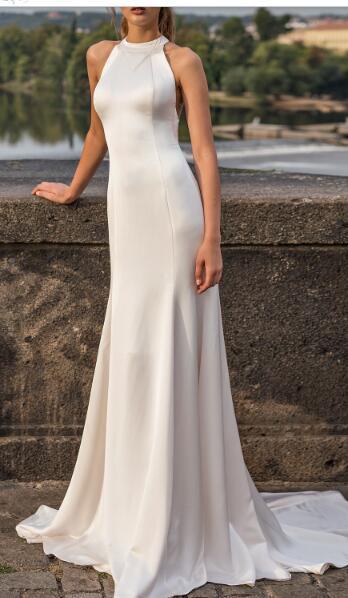a0b5f1862ee 2019 luxury wedding dress high-end Gorgeous wedding dresssElegant and  romantic handmade