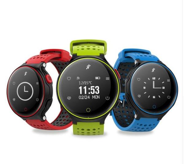 X2 smart Armbänder sport bluetooth band fitness armband Pulsmesser IP68 Wasserdicht schwimmen Blutdruck armband