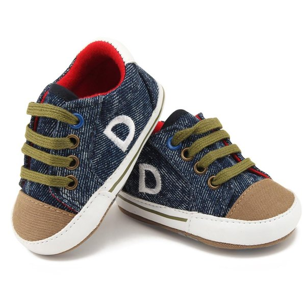 Baby shoes Boy Girls Toddler Canvas Footwear Casual Sneakers First Walkers baby soft shoes sapato infantil menino