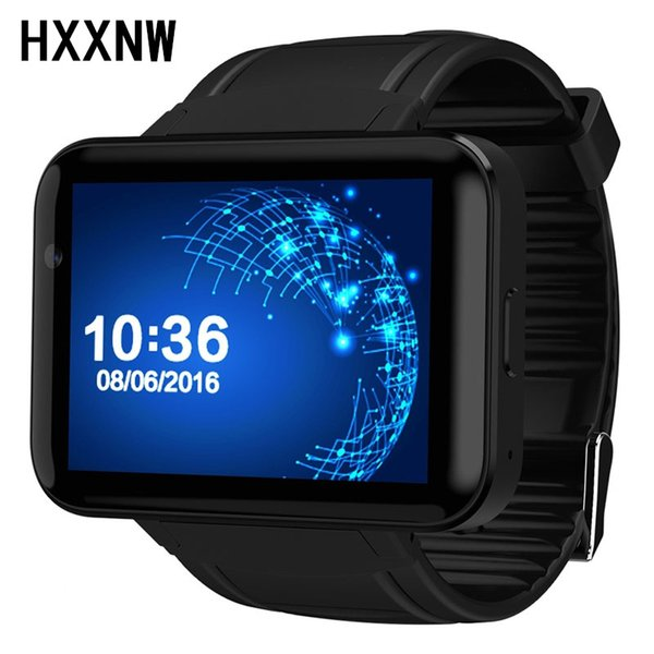 DOMINO DM98 Bluetooth Smart Watch 2.2 inch Android 4.4 OS 3G Smartwatch Phone MTK6572A Dual Core 1.2GHz 4GB ROM Camera WCDMA GPS