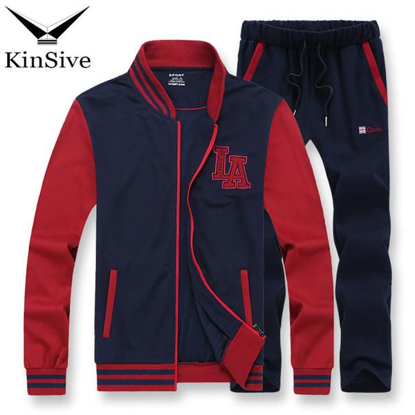 Men's Casual Sportswear Fat 8XL Plus Size Male Hoodies Tracksuit Cotton Sporting Men Two Piece Set Jacket and Pants Sweat Suit