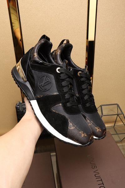 RUN away кроссовки дизайнерская обувь высокого качества роскошные туфли на шнуровке