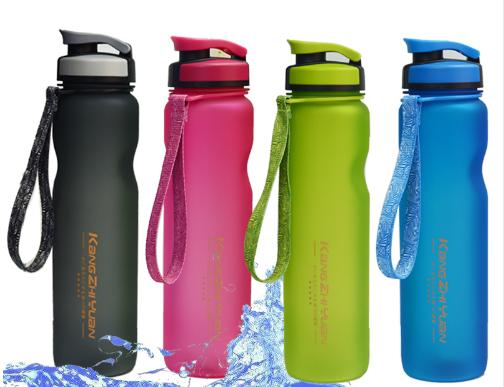 1000 Ml Portable Sport Bottle Of Water Sport Bottle Bpa Free Water Bottles Tea Infuser Space Bicycle Cycling Shaker