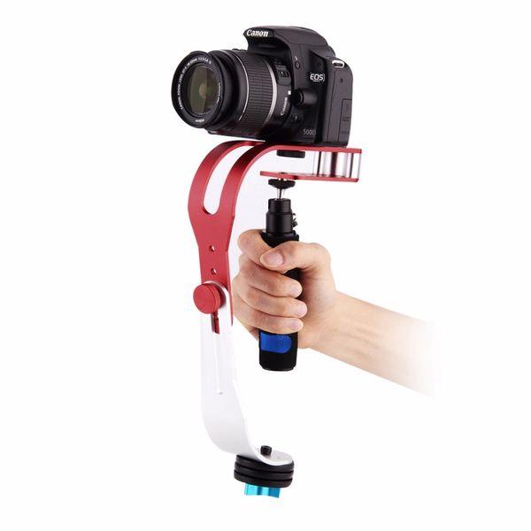 Freeshipping Professional Handheld DSLR Camera Stabilizer Motion Steadicam For Camcorder DSLR DV for Canon Nikon Sony Gopro Hero DSLR