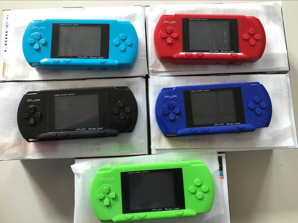 Game Player PVP Station Light 3000 (8 bits) Écran LCD 2,7 pouces PVP3000 Console de jeux vidéo portable Console de jeu mini portable