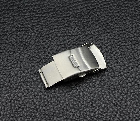 best selling Stainless steel watch accessories watch buckle Folding clasp