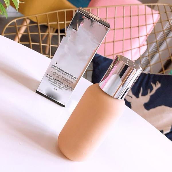 Hot Brand Makeup 3 Farben Backstage Gesicht Körper Foundation 50 ml Flüssiger Fond de Teint Concealer Primer Kit
