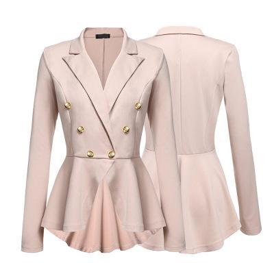 Großhandel 2018 Blau Größe Büro Fit Plus Slim Taste Jacke Von Nicolan Weiß Damen Elegante Frauen Blazer Jacken Blazer Feste Mode Damen Weibliche vwOm8N0n