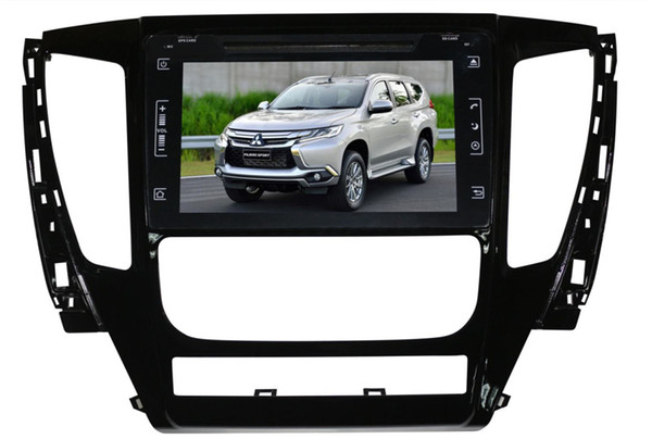 8 inch Android 8.0 7.1 eight Octa core Car CD DVD GPS Player NAVIGATION AUTO for Mitsubishi Pajero 2016~2017 4G RAM 32G ROM