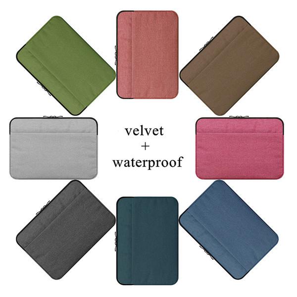 New laptop bag Macbook liner bag tablet case computer bag Laptop Cases & Backpack Computer Accessories support wholesale