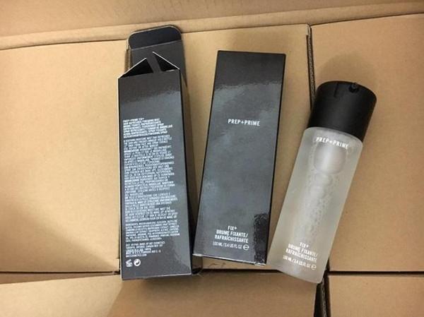 Makeup Prep Prime Fix BRUME FIXANTE / RAFRAICHISSANTE 100ML Fixer Finishing Setting Spray Long lasting Natural Silicone free shipping