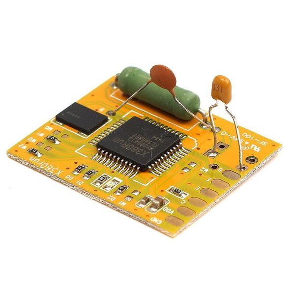 X360Run Glitcher Board With 96MHZ Crystal Oscillator Build For Slim XBOX360 ST