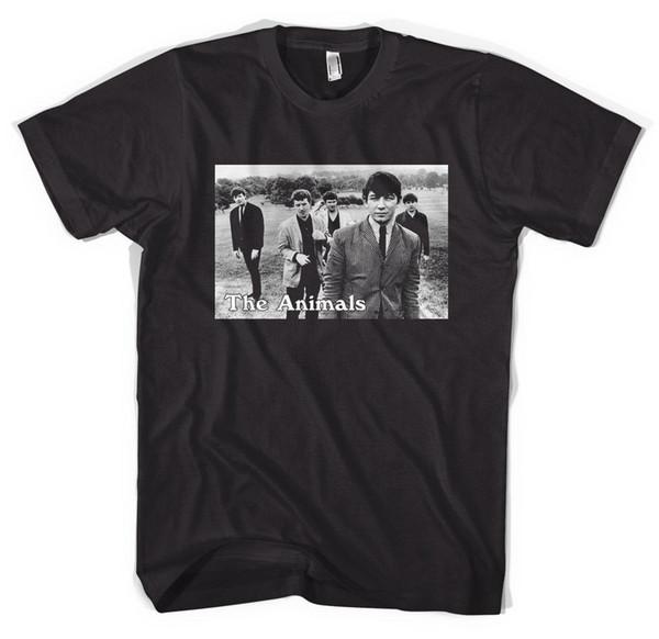 The Animals 60's Rock RB Camiseta unisex Todos los tamaños