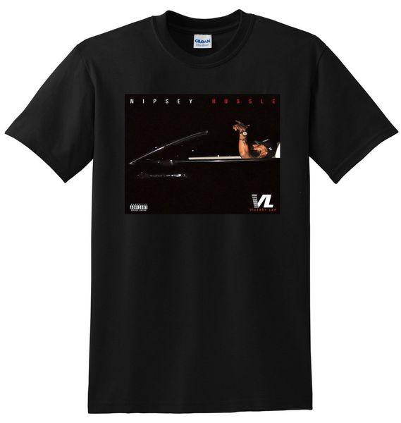 Nuevo NIPSEY HUSSLE T SHIRT victory lap Camiseta hombre talla S-2XL