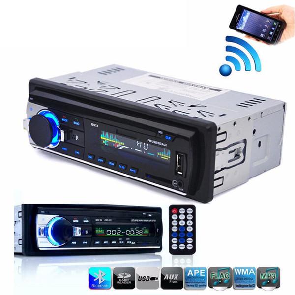 Lecteur audio MP3 stéréo Bluetooth au son du lecteur MP3 stéréo Bluetooth avec lecteur AUX / IN SD USB DC 12V MP3WMA