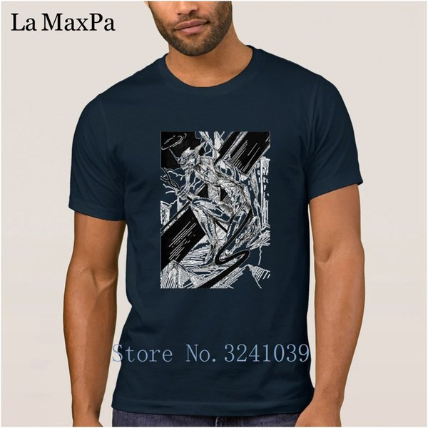 Personality Funny Casual T-Shirt For Men 100% Cotton 2018 Men T Shirt E_V_A Tshirt Man Graphic Camiseta Shirt Plus Size Top Tee