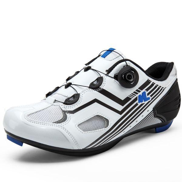 JAVA Strada Elite - Chaussure de cyclisme sur route rapide en dentelle