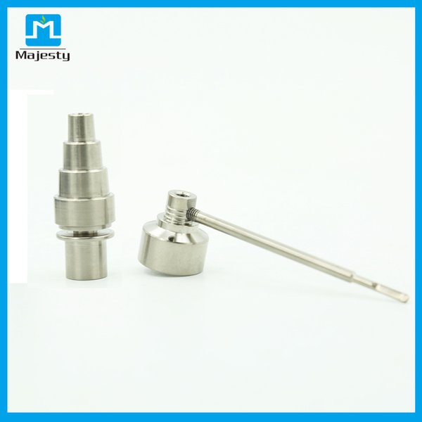 analog enail dnail Electric Nail Kit For Oil Rig With Titanium Nail Temperature 250 - 999 Degrees Fahrenheit without glass pipe