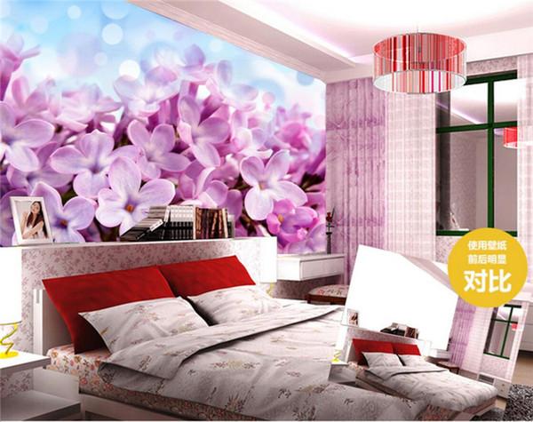 Acheter 3d En Relief Fleur Photo Fonds D écran Hd Murale Pour Salon Chambre à Coucher Rouleaux De Papier Peinture Murale Décoration Personnalisée De