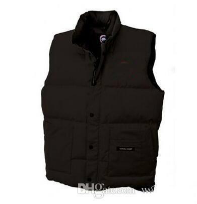Chaleco con cuello en V falso de dos piezas de 2018 nuevos hombres chaleco chaleco, negro, S M L XL XXL abrigos abrigos envío