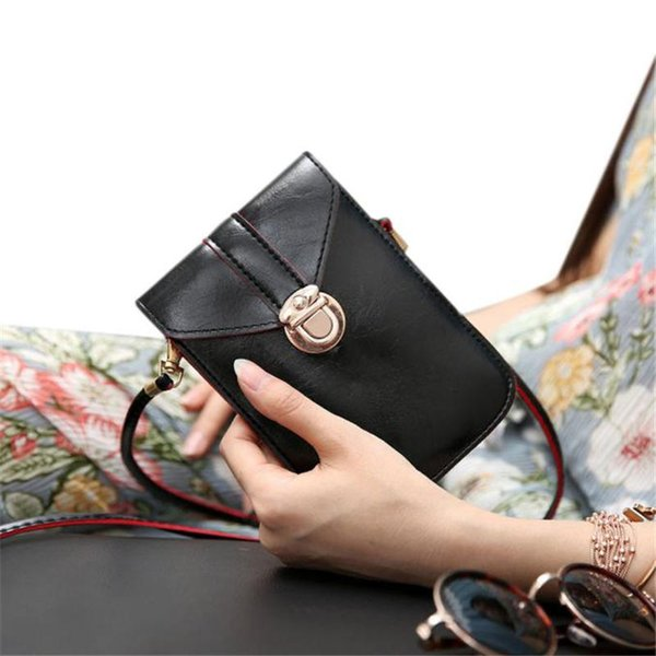 New Female Bag Retro Shoulder Messenger Bag Fashion Messenger Mini Small Female Shoulder Simple Fashion Women Handbags