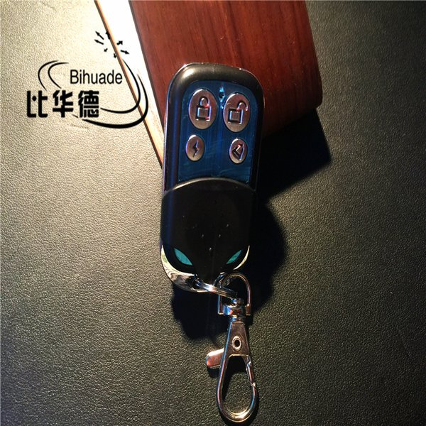 433mhz Rf Remote Control Copy Code Cloning Electric Gate Duplicator Key Fob Learning Garage Door Controller