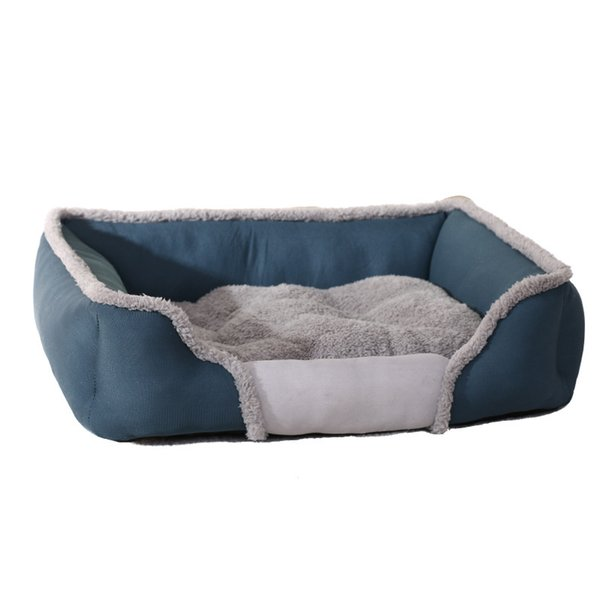 2018 new style soft breathable 100 brand puppy dog and cat sleeping kennels pet mat cushion kitten house free shipping