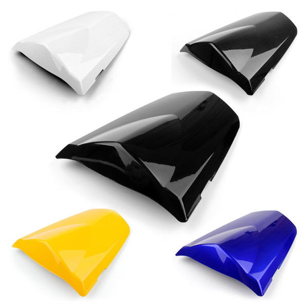 top popular 6 Different Style Pillion Rear Seat Cover Cowl ABS for Suzuki GSXR1000 2003-2004 K3 2019