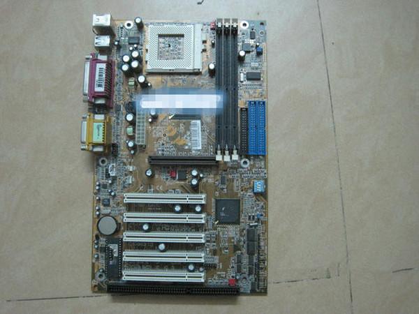 CA64-B CA64-BC 370 Main board 5 PCI 1 ISA slot