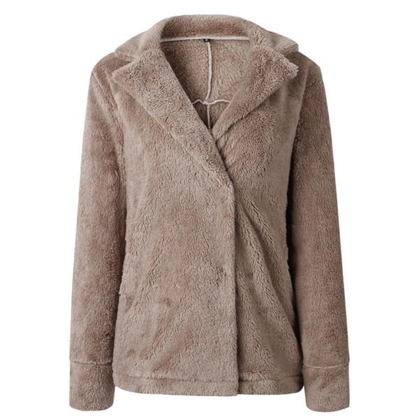 Großhandel Herbst Und Winter Mode Damen Strickjacke Lose Langärmelige Anzug Nackentasche Plüsch Pullover Jacke Mantel Von Superhotclothes, $21.11 Auf