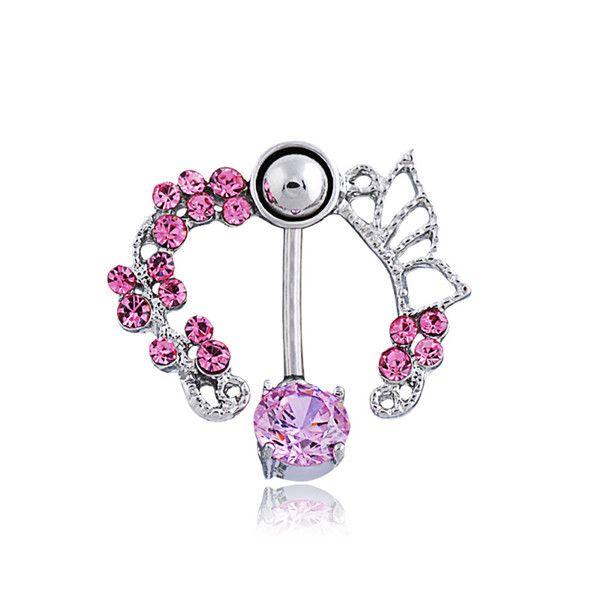 Металл Цвет:розовый