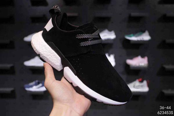 Pdo S3 1 Designer Mens Shoes Mesh Multicolor Volt Oreo Airs Lunar Racers  Running Shoes Women Black Blue Trainer Sneakers S3 Eur 36 44 Jogging Shoes