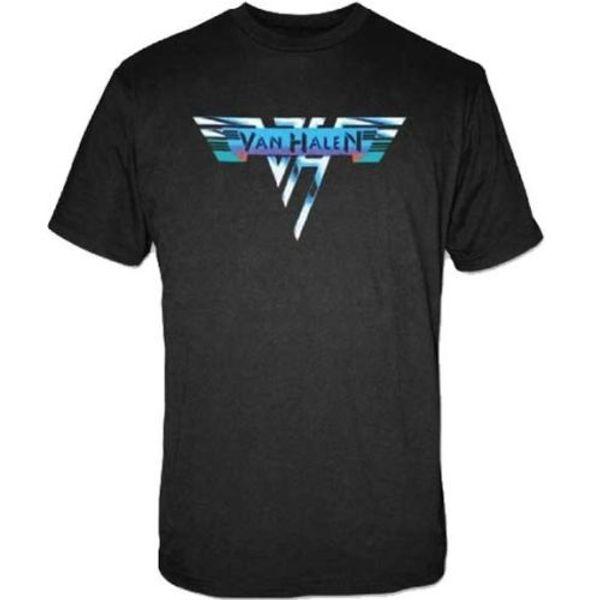 T Shirt New Brand Van Halen Vintage Logo Shirt S M L XL T-shirt Official Rock Band Tshirt New Funny Casual Clothing