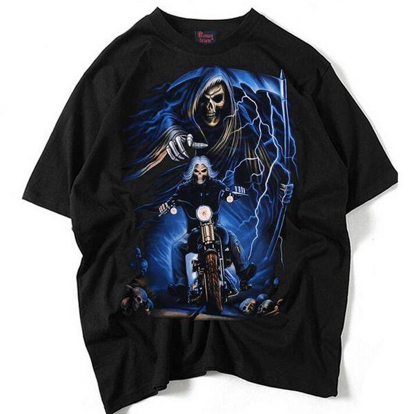 19 styles vêtements d'été pour homme imprimé t-shirt hip-hop punk rock streetwear vêtements d'extérieur S-XXL hot Shirt
