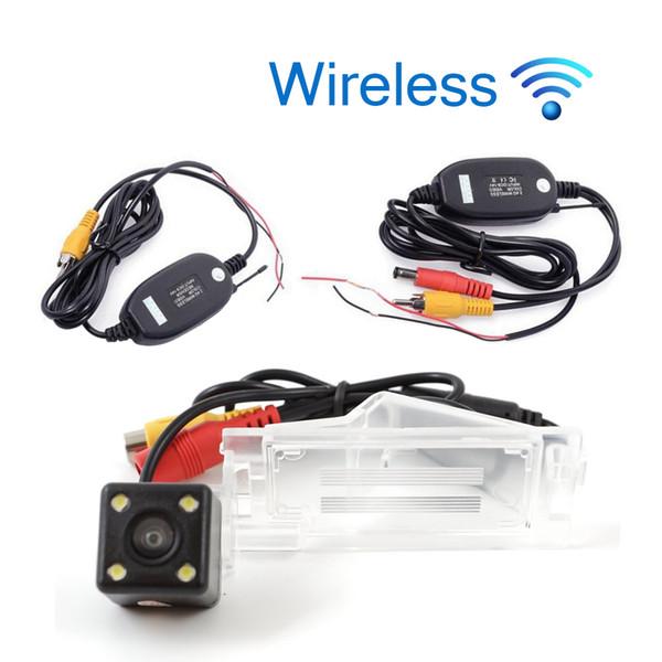 Wireless HD Car Rear View Camera For Dodge Caliber 11 Parking Backup Reverse Camera Night Vision Waterproof