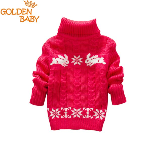 9d1988797110 Kids Knitted Turtleneck Sweater Coupons and Promotions