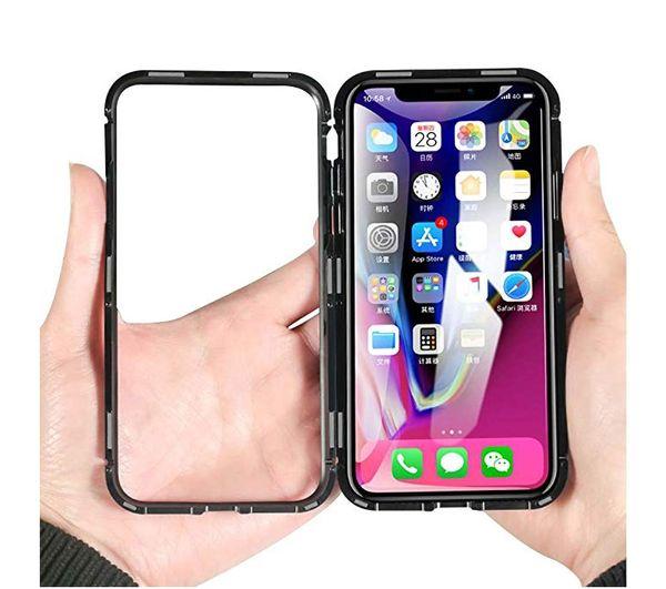 coque de protection recto verso iphone xs max