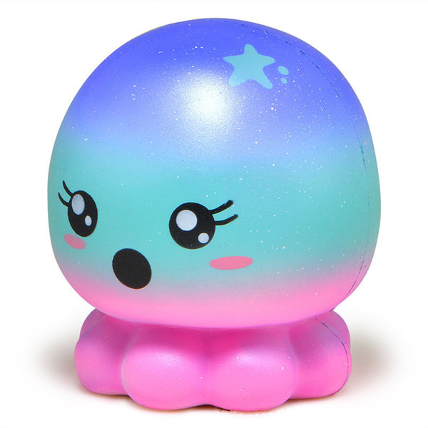 fashion Squishies wholesale rare kawaii squishy slow rising squishy with package kids toy gifts scented bread Free Shipping