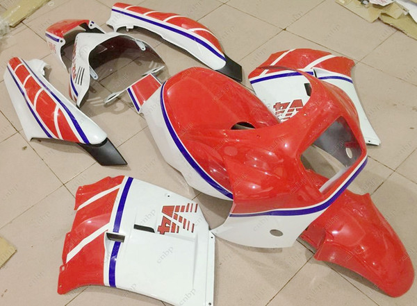 Carrozzeria per Yamaha RZV500 1985 Carenature in plastica RD500 85 Kit carrozzeria RZV 500 86 RZV 500