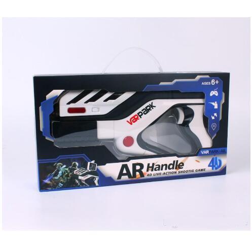 New Game Magic Gun Phone Bluetooth Handle Enhanced Reality Shooting Game AR Gun High Quality With Retail Box