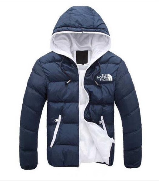 Fashion Winter Down Long Men's Warm Jacket Designer Male Hooded Coat Brand Jackets for Men Parkas Plus High Quality TNN-369