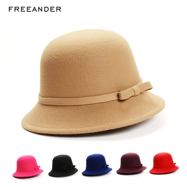Freeander Bucket Hat Women Yellow Fisherman Hat Girls Hats Fashion autumn new Outdoor Love Beach Sun Shade Sun Block Hats 040