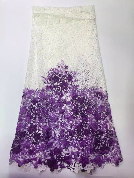 Sewing supplies sale high quality tulle french lace fabric/ high quality african lace fabric for wedding ALC-J511