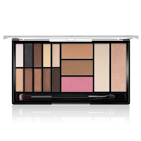 O.TWO.O Eyeshadow Palette Highlighter Glitter Blush Contour Palette