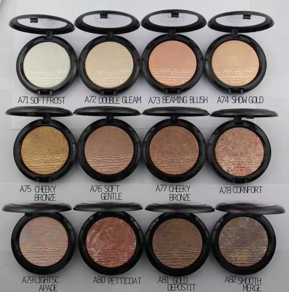 New makeup Face Mineralize Skinfinish poudre 12 colors Face Powder 10g