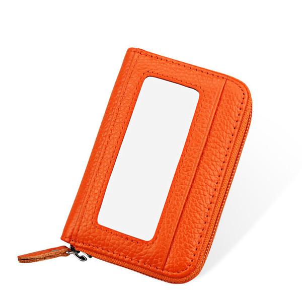 Coss section-Orange